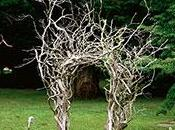 Ideas Landscaping with Driftwood