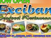 Exciban Seafood Restaurant, Daet, Camarines Norte