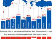 Third European Holidaymakers Can't Place Destination (INFOGRAPHIC)
