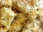 Tuscan Style Garlic Bread