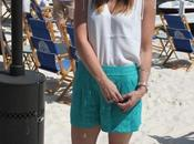 Outfit: Lunch Beach