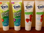 Tom's Maine: Natural Children's Toothpaste, Mouthwash, Floss (Review)