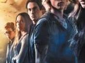 Book Movie Review–The Mortal Instruments City Bones