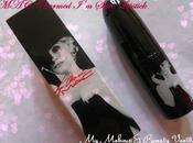 Marilyn Monroe Collection Charmed Sure Lipstick Review, Swatches