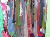 Reorganized Clothes Cupboard: with Before After Pics
