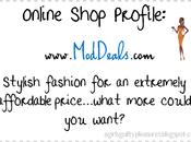 Online Shop Profile: Deals