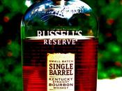 Whiskey Review Russell's Reserve Single Barrel Bourbon