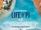 "136. Taiwanese Director Lee's Film English ""Life (2012): Visually Spellbinding Cinema Made Standing Shoulders Marvelous Novelist"