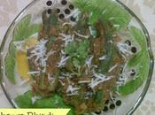 Bharva Bhindi- Bhindi Filled with Sesame Peanuts
