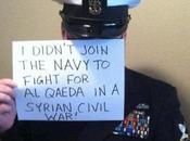 Marine Joins Navy Opposing Obama Syria