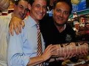 Anthony Weiner's 'Meat' Greet