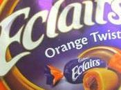 Cadbury Orange Twist Eclairs
