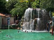 Venetian Pool Hidden Coral Gables, Florida