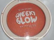 Maybelline Cheeky Glow Blush Shade Creamy Cinnamon Review