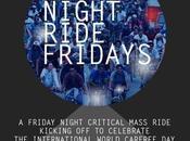 Friday Night Critical Mass Ride Metro Manila