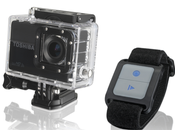 Adventure Tech: Sony Updates Action Cam, Toshiba Joins Party