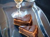 Chocolate Spekkoek (lapis Legit) Пряный Шоколадный Торт