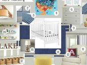 E-Design: RS's Blue Gray Nursery