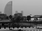 Port City Yokohama Black White