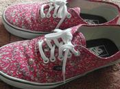 Liberty Vans Limited Edition Trainers