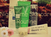 Night-Time Skincare Routine Products Used Pics