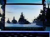 Need Identify Those Russian Naval Ships Amassed There? Just DNC.