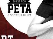 Buendia Sings PETA's Endowment Fund Campaign