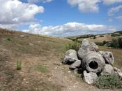 Petrified Forest Carrucana, Martis, Sardinia