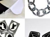 Jolly Jewellery: Black White