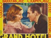 Grand Hotel [1932]: People Come, Nothing Ever Happens