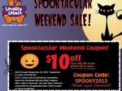 Lovable Labels Spooktacular Sale!