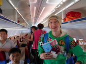 World Borders: Flying from Beijing Pyongyang, North Korea