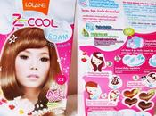 Review LOLANE COOL BUBBLE HAIR Cocoa