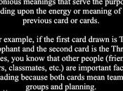 Tarot Reinforcing Cards
