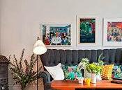 Eclectic Furnishing Swedish Inspiration