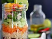 Mah-chane Salad (split Bengal Grams Ivory Lentil Salad)