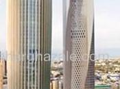 Updated Renderings Tower Kuwait Foster Partners Architecture