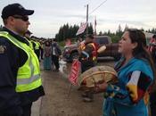 Elsipogtog Shale Blockade Enters Sixth