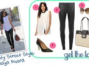 Celebrity Street Style: Naya Rivera Look Less!
