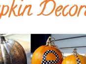 Ways Spice Your Halloween Pumpkins!