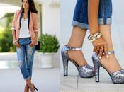 Wear Boyfriend Jeans Look Feminine