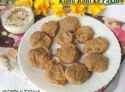 Kuttu Aloo Pakore/ Buckwheat Potato Fritters