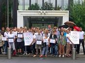 300,000 Signatures International Olympic Committee Delivery