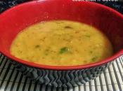 Tomato Pappu (Andra Style Tomato-pigeon Peas Stew)