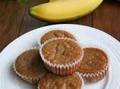 Coconut Banana Quinoa Muffins (Dairy, Gluten/Grain Refined Sugar Free)