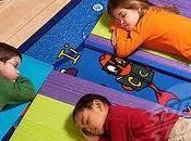 Preschoolers…Napping…Visual-Spatial Memory