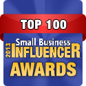 Congratulations Marlow, Small Business Influencer 2013!