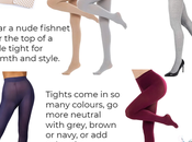 What Colour Tights Wear Winter When Don't Want Black