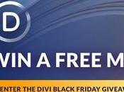 Elegant Themes Black Friday 2021 Discount Freebies (Win iMac)