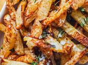 Fryer Jicama Fries Recipe